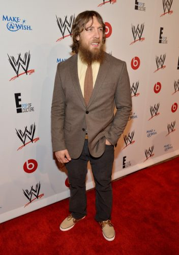 Daniel Bryan height and weight 2016