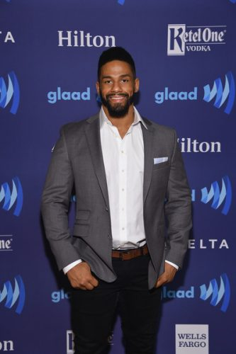 Darren Young Chest Biceps size