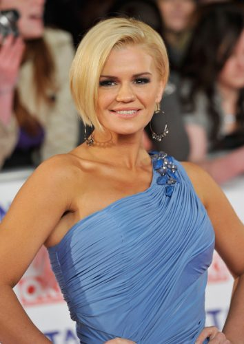 Kerry Katona height and weight 2016