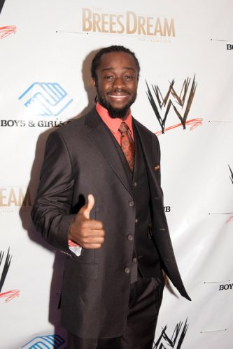 Kofi Kingston girlfriend age biography