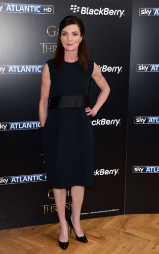 Michelle Fairley Boyfriend, Age, Biography
