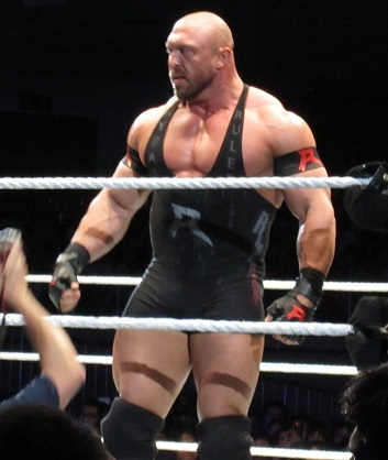 Ryback Chest Biceps size