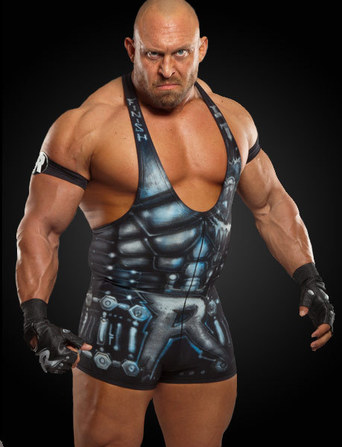 Ryback girlfriend age biography