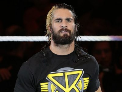 Seth Rollins height and weight 2016