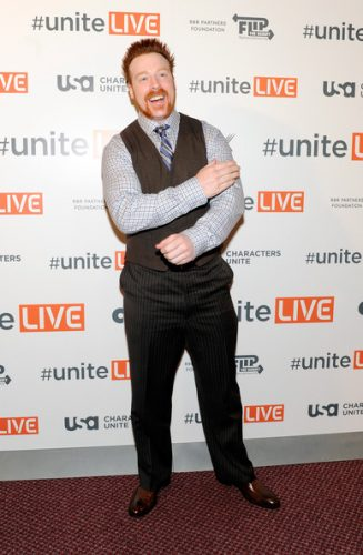 Sheamus Height, Weight, Age, Biceps Size, Body Stats