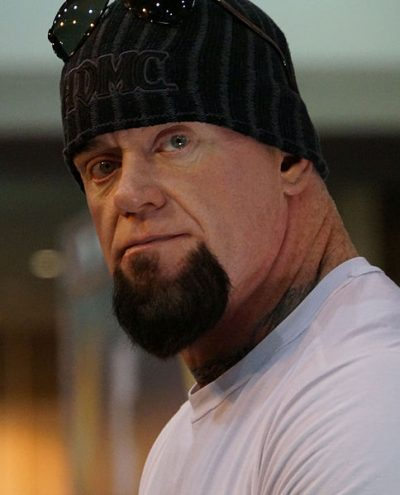 The Undertaker height and weight 2016