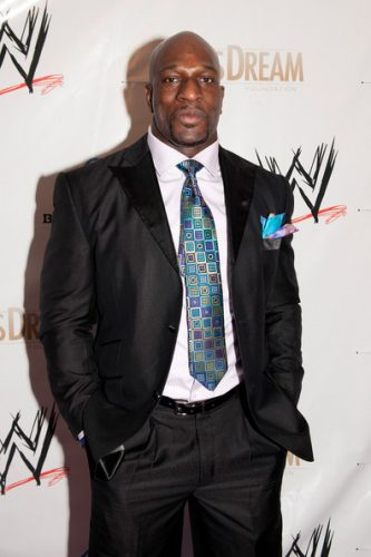 Titus O'Neil Height, Weight, Age, Biceps Size, Body Stats