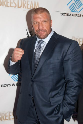 Triple H upcoming films birthday date affairs