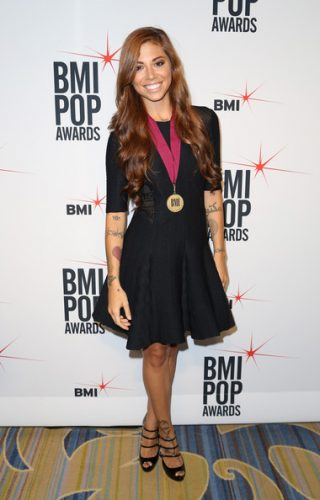 Christina Perri Measurements, Height, Weight, Bra Size, Age, Wiki