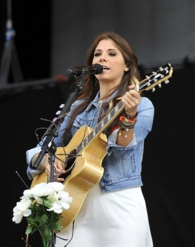Christina Perri height and weight 2016