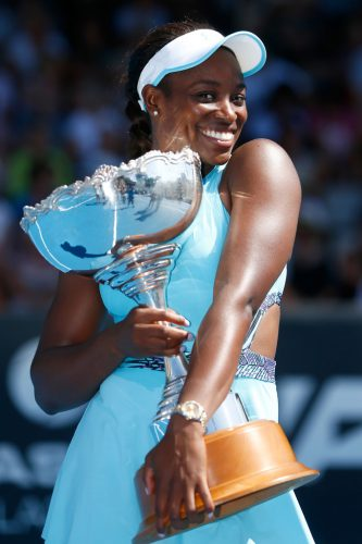 Sloane Stephens height and weight 2016