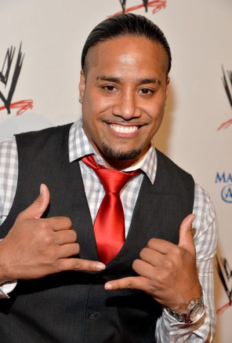 Jimmy Uso girlfriend age biography