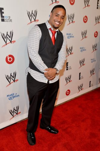 Jimmy Uso height and weight 2016