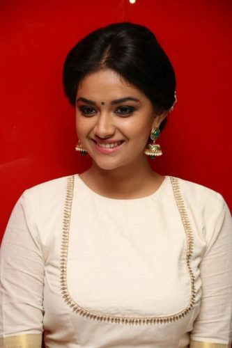 Keerthy Suresh Measurements Height Weight Bra Size Age Affairs