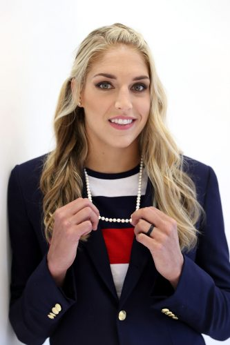 Elena Delle Donne height and weight 2016