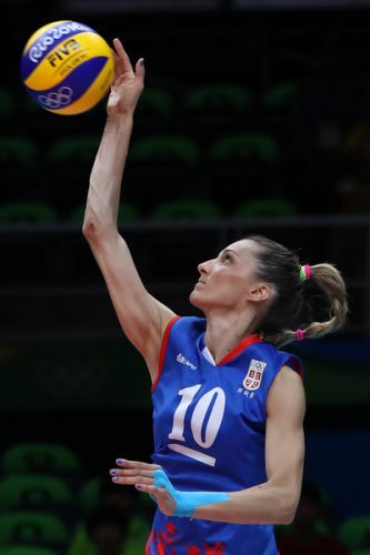 Maja Ognjenovic height and weight 2016