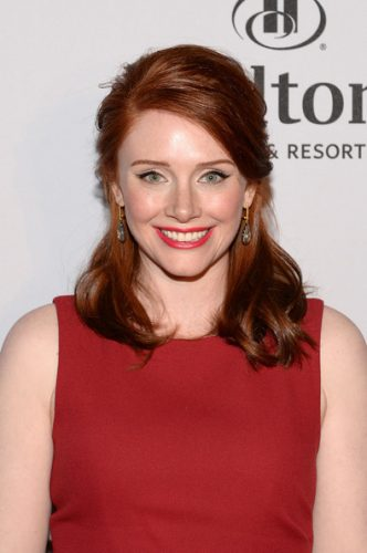 Bryce Dallas Howard height and weight 2016