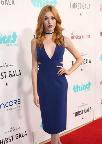 Katherine McNamara Upcoming films, Birthday date, Affairs