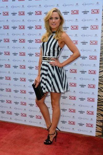Kimberley Garner height and weight 2016