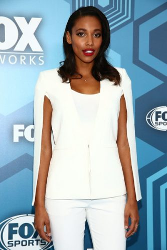 Kylie Bunbury height and weight 2016