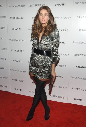 Olivia Palermo height and weight 2016