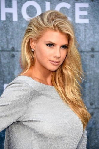 Charlotte McKinney height and weight 2016