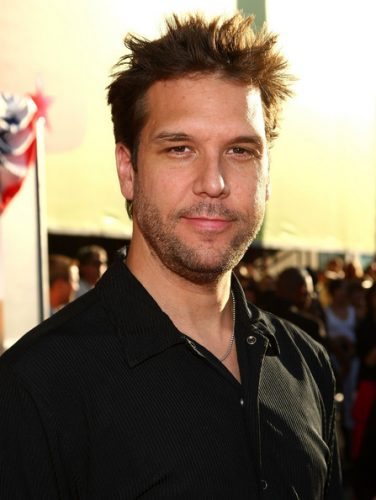 Dane Cook Chest Biceps size