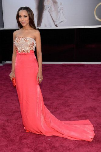 Kerry Washington height and weight 2016