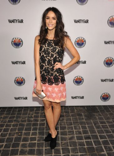 Abigail Spencer height and weight 2016
