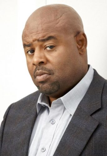 Chi McBride Chest Biceps size