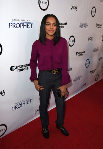 China Anne McClain Measurements, Height, Weight, Bra Size, Age, Wiki