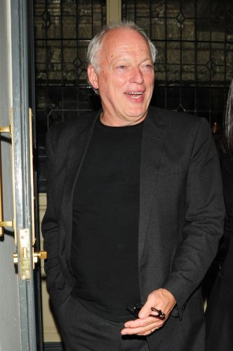 David Gilmour girlfriend age biography