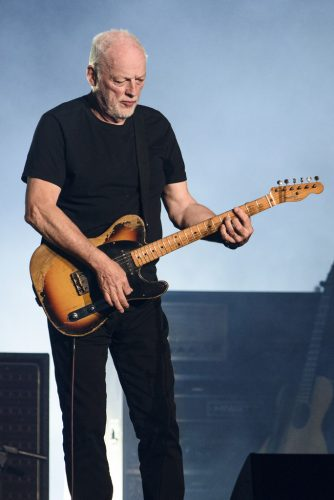 David Gilmour height and weight 2016
