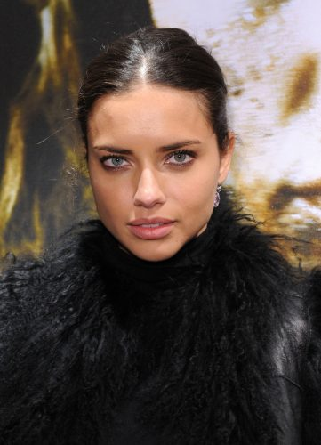 Adriana Lima height and weight 2017
