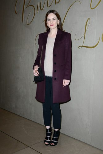 Michelle Dockery height and weight 2017