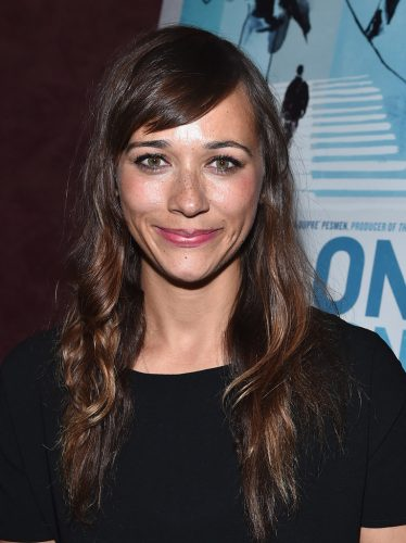 Rashida Jones height and weight 2017
