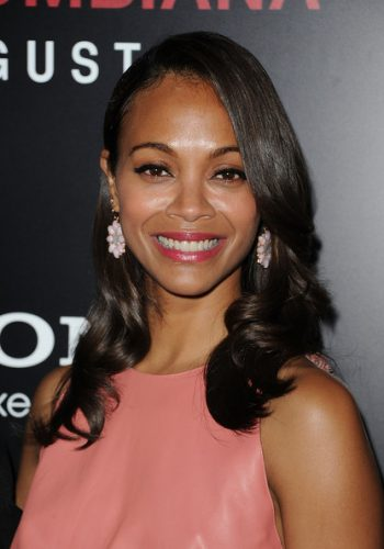 Zoe Saldana Measurements, Height, Weight, Bra Size, Age, Wiki