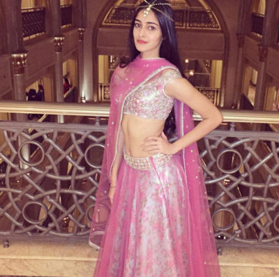 Ananya Pandey Bra Size, Wiki, Hot Images