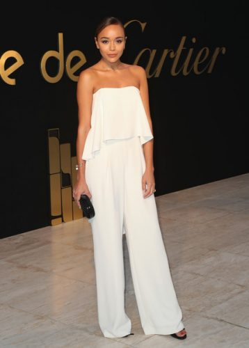 Ashley Madekwe height and weight 2017