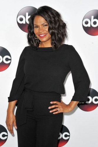 nia long breast size