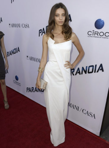 Angela Sarafyan height and weight 2016