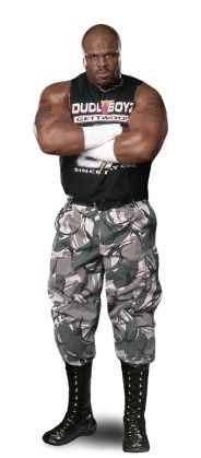 D-Von Dudley height and weight 2017