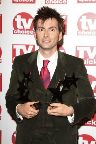 David Tennant height and weight 2017