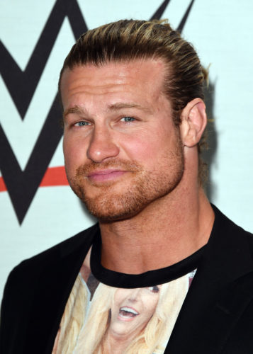 Dolph Ziggler Chest Biceps size