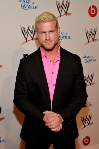 Dolph Ziggler Height, Weight, Age, Biceps Size, Body Stats