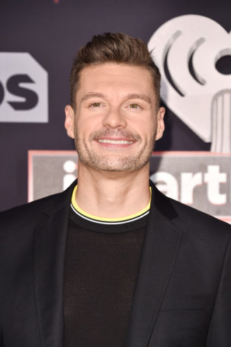 Ryan Seacrest height and weight 2017
