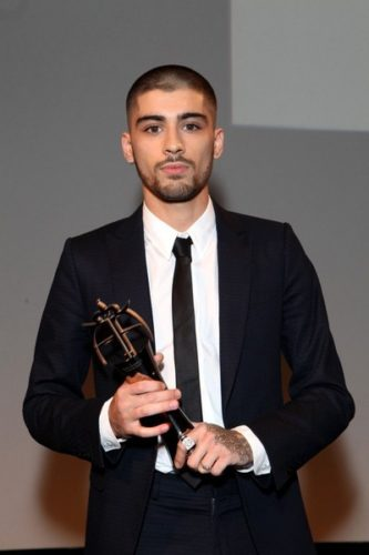 Zayn Malik height and weight 2017