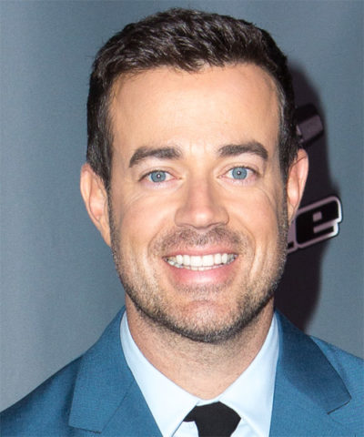 Carson Daly height and weight 2017