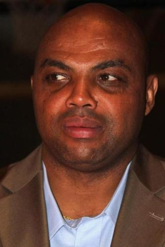 Charles Barkley Chest Biceps size