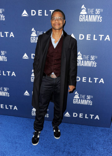 Cuba Gooding Jr. height and weight 2017